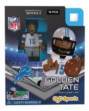 GOLDEN TATE #15 DETROIT LIONS G3LE OYO MINIFIGURE BRAND NEW FREE SHIPPING