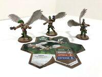 Protectors Of Ullar - Heroscape Hasbro 2009 - Blackmoon's Siege