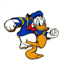 Disney Pin✿Donald Duck Angry Mad Temper Tantrum Furious Classic Sailor Suit RARE
