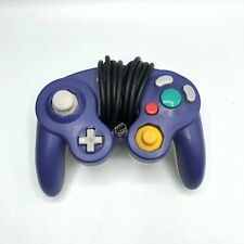 Nintendo Gamecube Controller | Indigo & Clear | Authentic