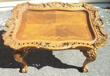 Tea/Coffee Table Server with removable tray top