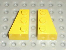 LEGO Star Wars Technic Yellow wedges ref 6564 & 6565 / set 7141 8431 8438 8460..