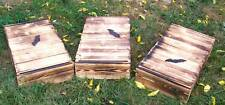 Bat House.Box.1=Extra Real Huge.4 Chamber.By.M.Holley.Fire Hardened.Lasts Longer