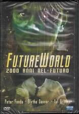 Futureworld - 2000 Anni Nel Futuro DVD Peter Fonda Blythe Danner Nuovo Sig. RARO
