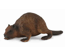 FREE SHIPPING | CollectA 88382 Beaver Woodland Animal Replica - New in Package