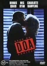 D.O.A. (DVD, 2003) Dennis Quaid. Ex Rental.