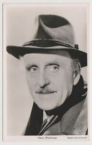 Cinema Star postcard - Harry Welchman - (A51)