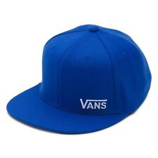 VANS SPLITZ ROYAL BLUE FLEXFIT CAP HAT (L/XL)