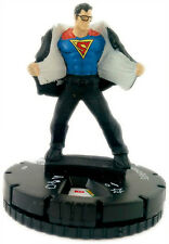 Superman (001) DC HeroClix M/NM with Card Superman - Wonder Woman