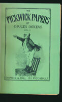 "Dickens ""Pickwick Papers"" 1907 Limited Edition 50 Illustrations Phiz Two Volumes"