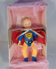 "Vtg Madame Alexander 7"" Super Genius Doll 400704 Bright Costume Original Box-"