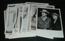 LQQK 57- 9X7 vintage 1960s-90s original, TV PRESS PHOTOS #86