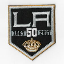 Los Angeles Kings II iron on patch embroidered patches applique badge emblem