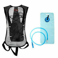 5L Rucksack Backpack 2L Water Bladder Bag Hydration Pack Cycling Running Hiking