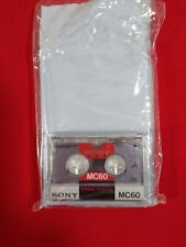New listing 1 Sony Mc-60 Micro Cassette 60 Minutes 3Mc60B2N, Nos