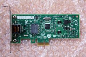 Intel EXPI9301CT Single-Port PCI-e x1 Gigabit Ethernet Network Card LP Bracket