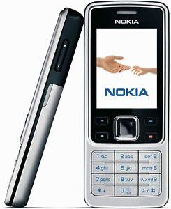 Nokia 6300 NEU! Silber & Schwarz! 2 MP / Ohne Simlock / 12 Monate Gewährleistung