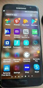 Samsung Galaxy S7 edge SM-G935F - 32GB - Black Onyx (Unlocked)
