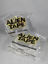 Alien Magic Tape 7 ft 2-Pack Multi-Functional Reusable Double-Sided Tape