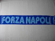 d5 sciarpa SSC NAPOLI FC football club calcio scarf bufanda italia italy