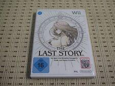 The Last Story para Nintendo Wii y Wii U * embalaje original *