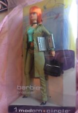1 Modern Circle Collection 2003 Barbie Doll NRFB Mint but box has been slit