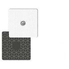 Sport-elec Wxex1 - lote de 4 electrodos adhesivos cuadrados 50 X 50 mm
