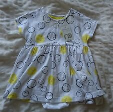 BRAND NEW WITH TAGS Baby Girl Dress Summer Mothercare 9-12 Months
