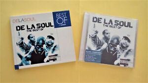 CD HIP HOP JAZZ RAP AMERICAIN DELASOUL THE BEST OF DE LA SOUL