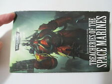 WH40K 3 book lot-Outcast Dead,Treacheries of the Space Marines,Storm of Iron