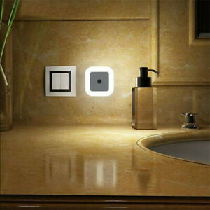 Smart Switch LED lights Motion Sensor LED Strip Toilet Bedroom Decor Night Lamp