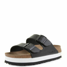 Birkenstock Leather Mule Sandals & Flip Flops for Women