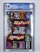 DC's Harley Quinn v2 #7 Conner 1 in 25 Variant CGC 9.8