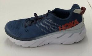 MEN'S HOKA ONE ONE CLIFTON 6 Size 11.5 M RUNNING SHOES