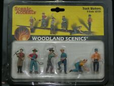 Woodland Scenics O Scale 2723 Track Workers