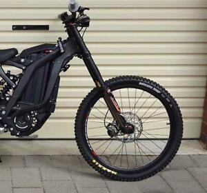 Sur-Ron X 26' bicycle wheel