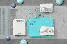 Starbucks 4-pc Seattle City Travel Pouch Set Free Shipping