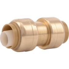 Sharkbite U008lf 12 X 12 Brass Push Coupling