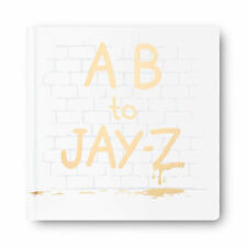 NEW A B to Jay-Z By Jessica Chiha Hardcover Free Shipping
