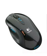 [New] Logitech G7 931375-0403 Laser USB Wireless Cordless Speed Gaming Mouse