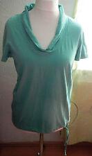 Cecil hüftlange Damen-Shirts mit V-Ausschnitt