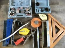 JOBLOT OF JOINERS OLD TOOLS