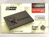 A400 2.5'' 120GB SATA III Solid State Drive SSD Internal For Kingston BT02