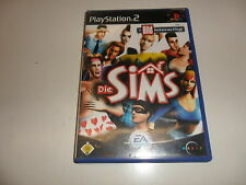 PlayStation 2  PS 2  Die Sims (3)
