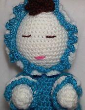 Crochet Stuffed Baby Doll