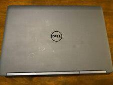 Dell Precision 7510 Workstation Intel i7 2.70 16GB 512GB SSD Free Shipping