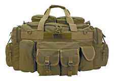 EastWest Tank Tactical Duffle Bag Xl Operator Deploy Shooter Gear Bag Coyo Tan*