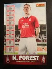 Nottingham Forest N Football Prints & Pictures