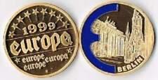 Europa 1999 32 gr Cu/Ni verguld 40 mm - Berlijn