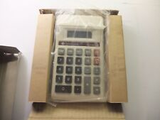 Vintage BETA CA19 LCD Mini Calculadora De Mesa-Top